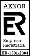 Sello empresa registrada